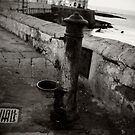 Faucet in Gallipoli by Rebecca Dru