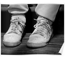 Grandma's Sneakers  Poster