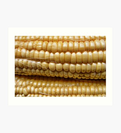 Sweet Corn Art Print