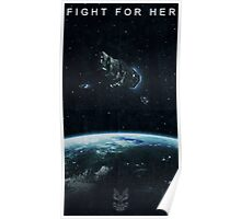 Fight for Her Poster