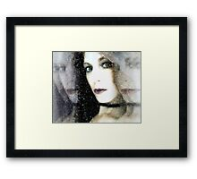 Past, Present, Future Framed Print
