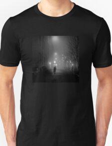 Fog Noir Spy Unisex T-Shirt