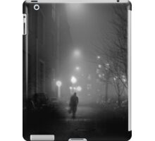 Fog Noir Spy iPad Case/Skin