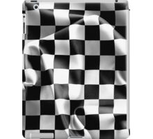 Chequered Flag iPad Case/Skin