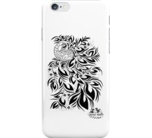 Peacock #4 iPhone Case/Skin
