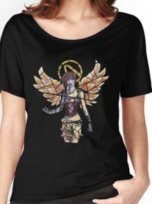 Light of the Firehawk  Women's Relaxed Fit T-Shirt