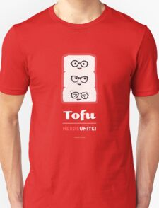 Tofu Nerds Unite! T-Shirt