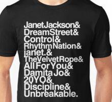 ALL ALBUMS. Unisex T-Shirt