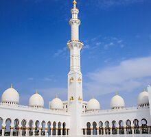 Mosque by franceslewis