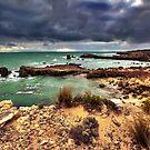 Rainbow Rocks by Bill  Robinson