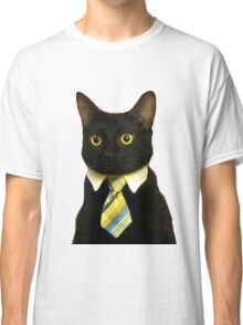 Business Cat Classic T-Shirt