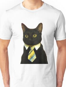 Business Cat Unisex T-Shirt
