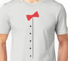 The Bow Tie Unisex T-Shirt