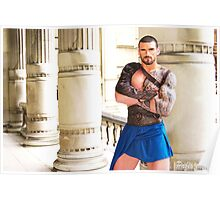 Stuart Reardon - The Gladiator Poster