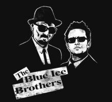 The Blue Ice Brothers- Breaking Bad Shirt