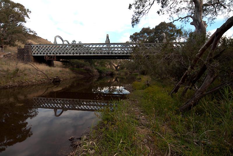 Mia Mia Bridge by John Sharp