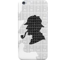 Sherlock 'Elementary' iPhone case iPhone Case/Skin