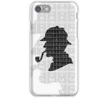 Sherlock 'Elementary' iPhone case iPhone Case/Skin