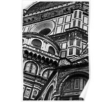 Il Duomo, Firenze Poster