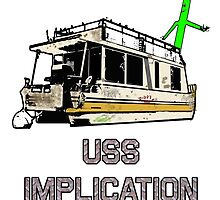 USS Implication by EdgarCat