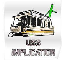 USS Implication Poster