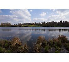 Framlingham Castle Photographic Print
