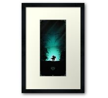 The Lost Woods Framed Print