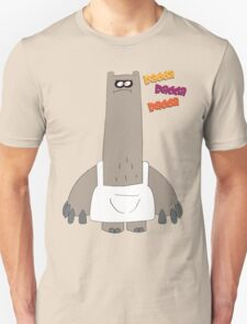 Rad on Time Schnitzel Unisex T-Shirt