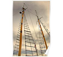 The Masts  Poster