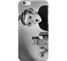 Space Age Kid iPhone Case/Skin