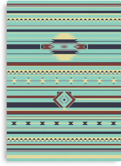 Aztec Pattern by gameriot