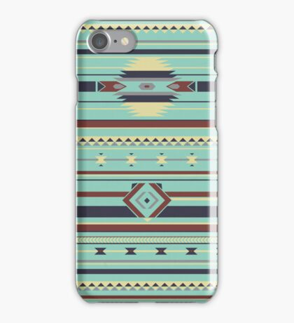 Aztec Pattern iPhone Case/Skin
