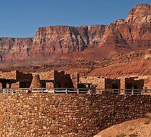 Navajo Bridge - 1 © by © Hany G. Jadaa © Prince John Photography