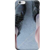 zombie legs iPhone Case/Skin