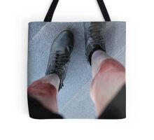 zombie legs Tote Bag