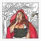  Red Riding Hood by Sally O&#x27;Dell