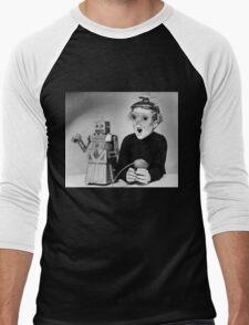 Space Age Kid Men's Baseball ¾ T-Shirt