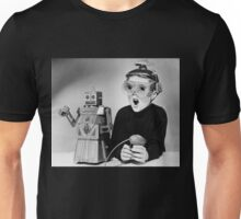 Space Age Kid Unisex T-Shirt