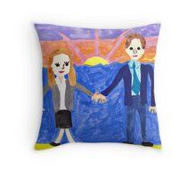 The Wedding Gift -  Throw Pillow