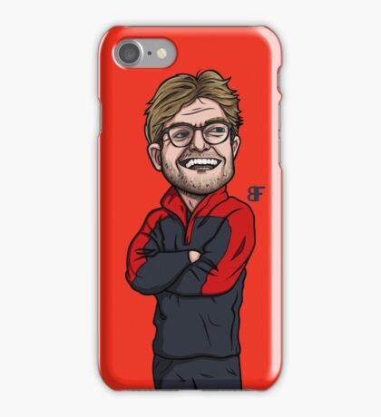 The Normal One iPhone Case/Skin