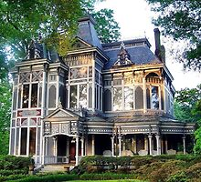 Looks Like A Doll House by RickDavis