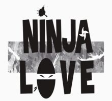 Ninja Love by Supaflysamurai