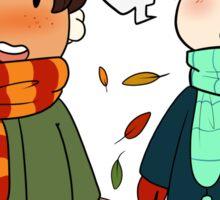 JeanMarco's Fall Season Sticker
