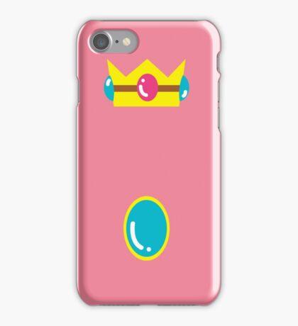 Simple Peach iPhone Case/Skin