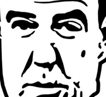 Jeremy Clarkson - POWER Sticker