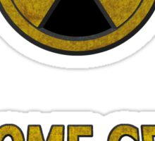 Duke Nukem - Come Get Some Sticker