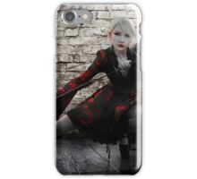 Alley Fight iPhone Case/Skin
