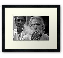 mesmerising Framed Print