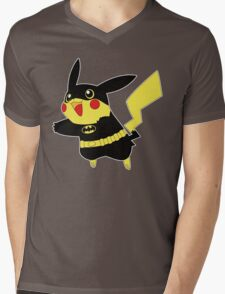 Batkachu Mens V-Neck T-Shirt