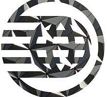Spaceship Earth Pattern  by mbswiatek